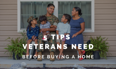 5 Things Veterans Need to Know When Buying a Home