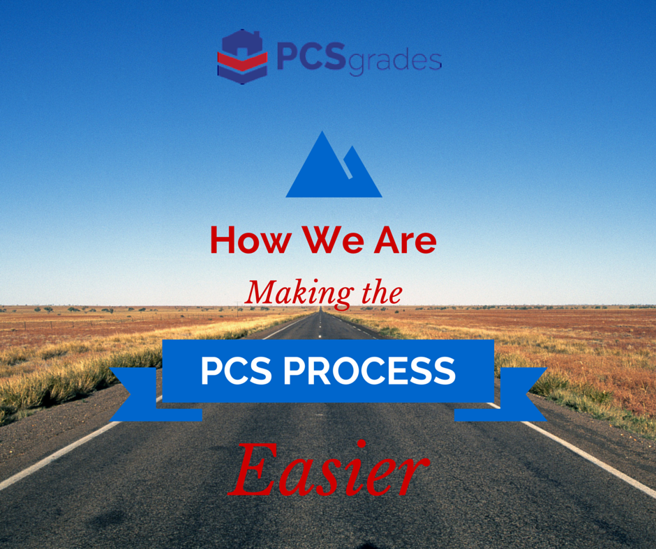 How We are Making the PCS Process Easier