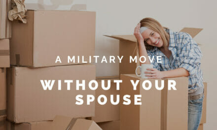 8 Tips for Your PCS Move Without Your Spouse