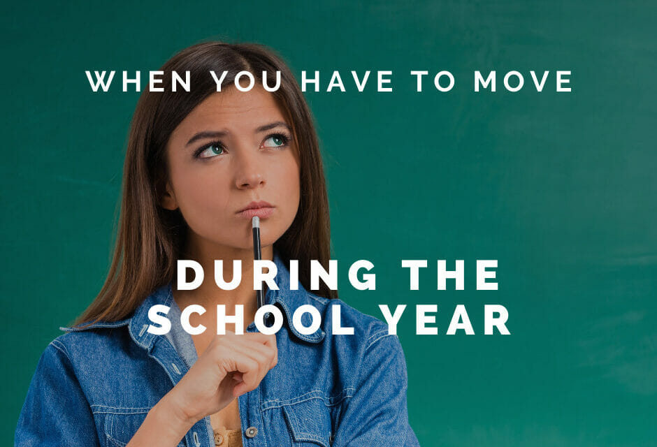 Moving During the School Year