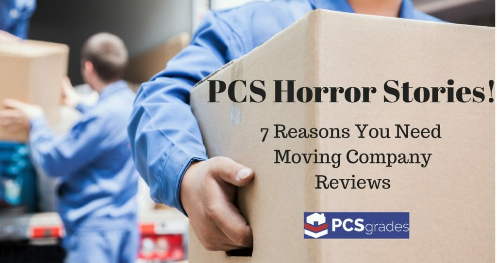 PCS Horror Stories!