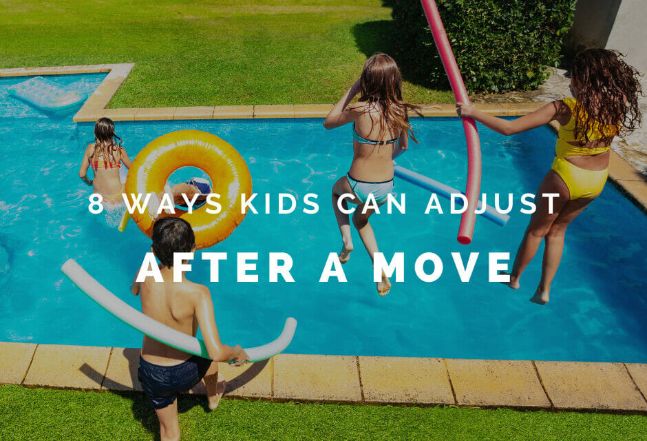 8 Ways to Handle Being the New Kid After a Move