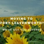 Moving to Ft. Leavenworth?