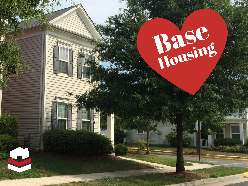 8 Reasons Military Families Love Base Housing