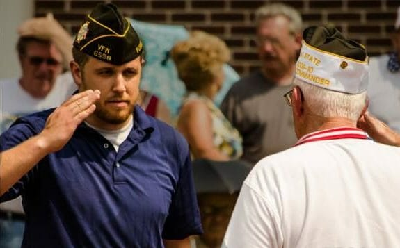"""A """"Go To"""" Resource for Veterans & Retirees"""