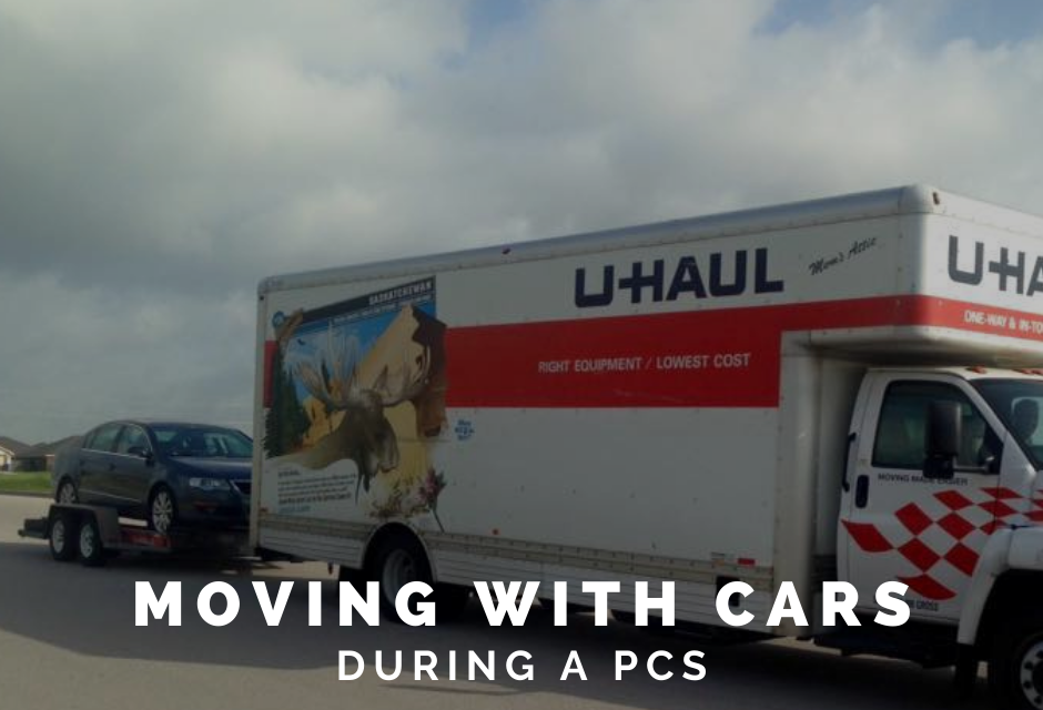 Moving Cars During a PCS