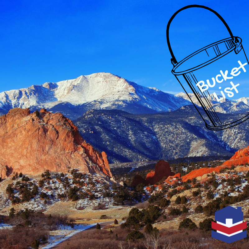 Your Colorado Springs Bucket List