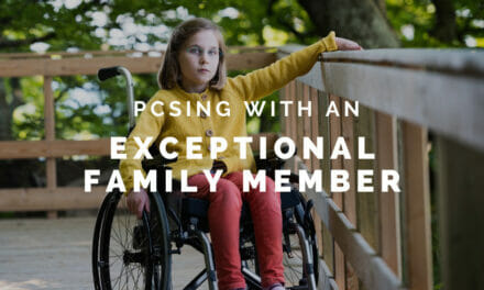 The Added Challenge of PCSing with an Exceptional Family Member