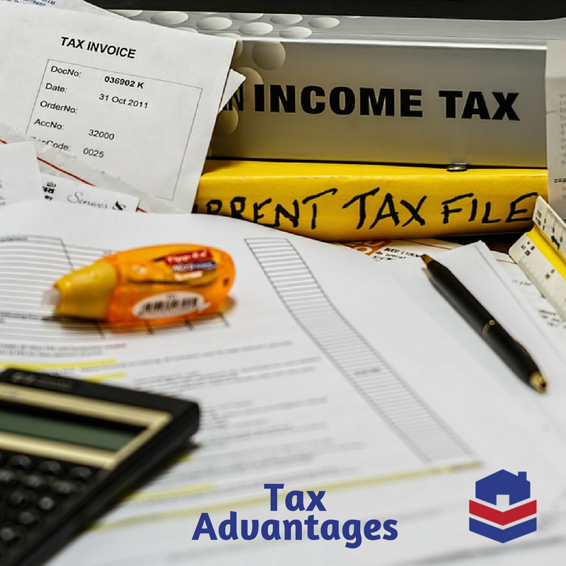 The Tax Advantages of Owning a House