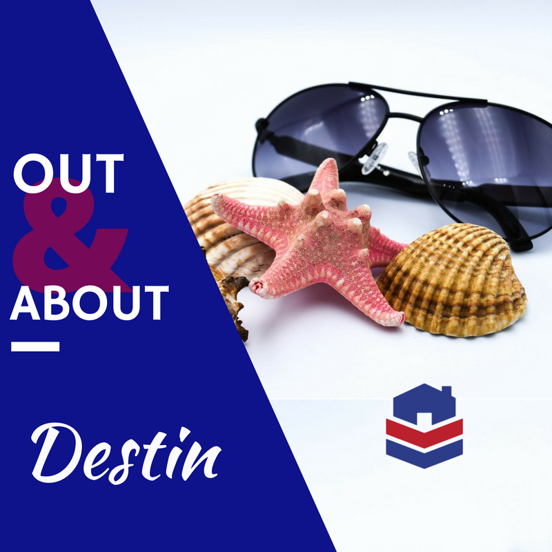 Out & About Destin – Spring Edition