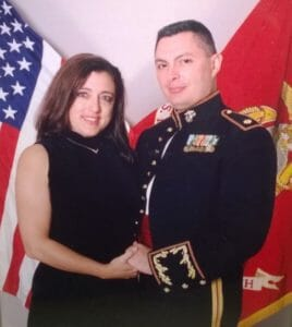 Marine spouse