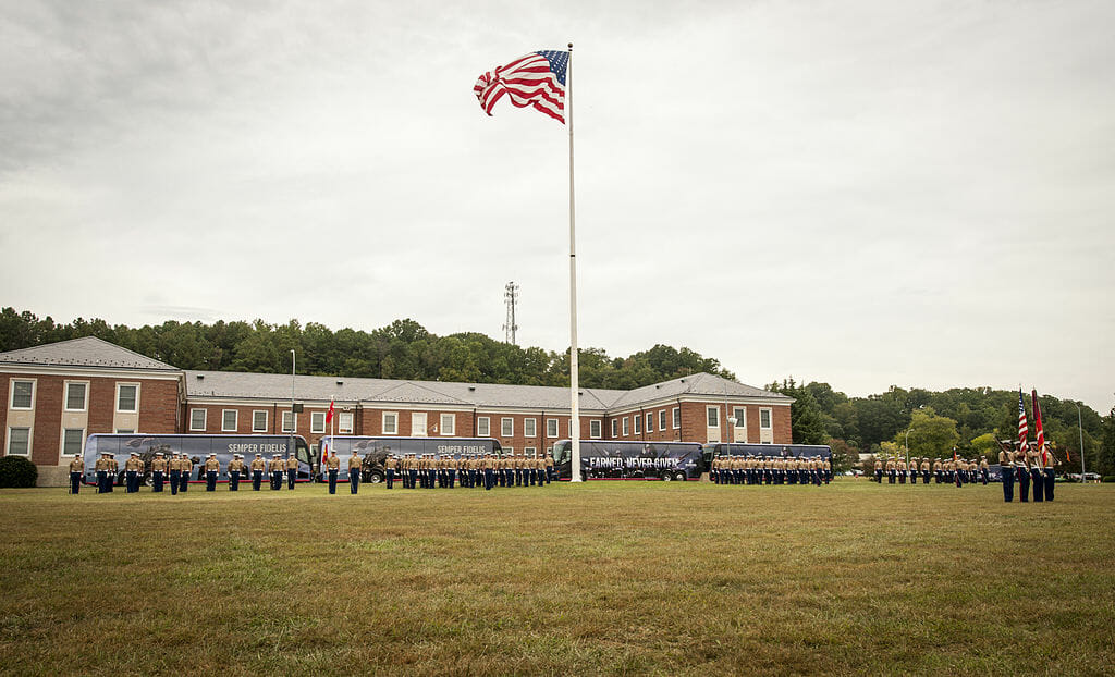 Moving to Marine Corps Base Quantico? What Military Families Need to Know.