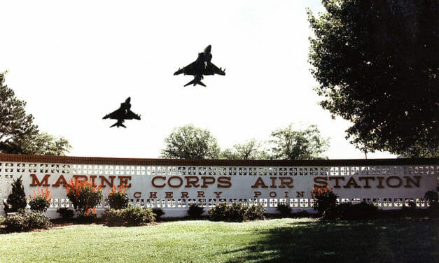 Moving to MCAS Cherry Point, NC?