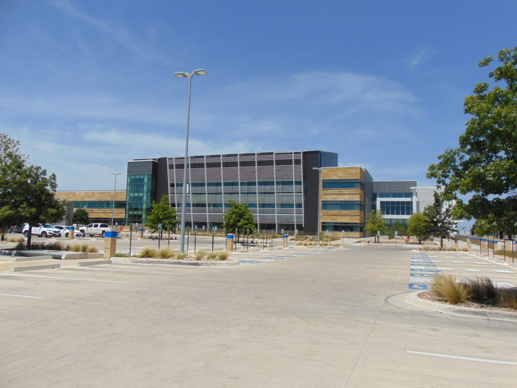 Lackland AFB Hospital