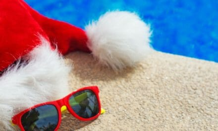 5 Easy Steps for Christmas in July Military Style!