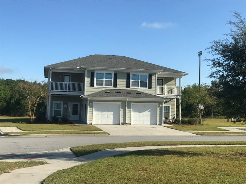 Hunter Army Airfield Housing