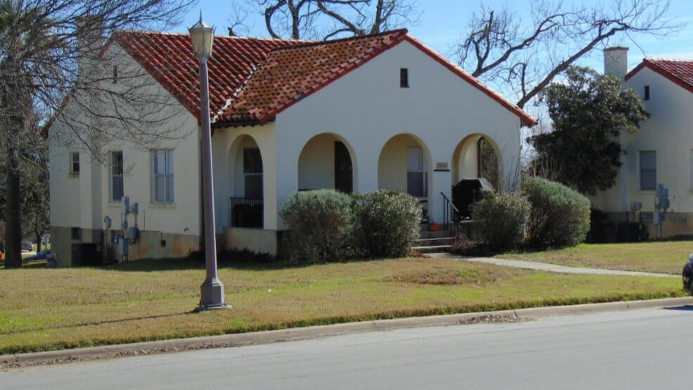 Fort Sam Houston Housing