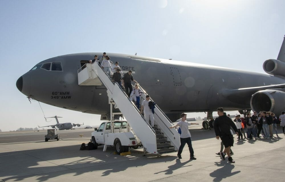How to Plan a Space-A Trip from Travis Air Force Base