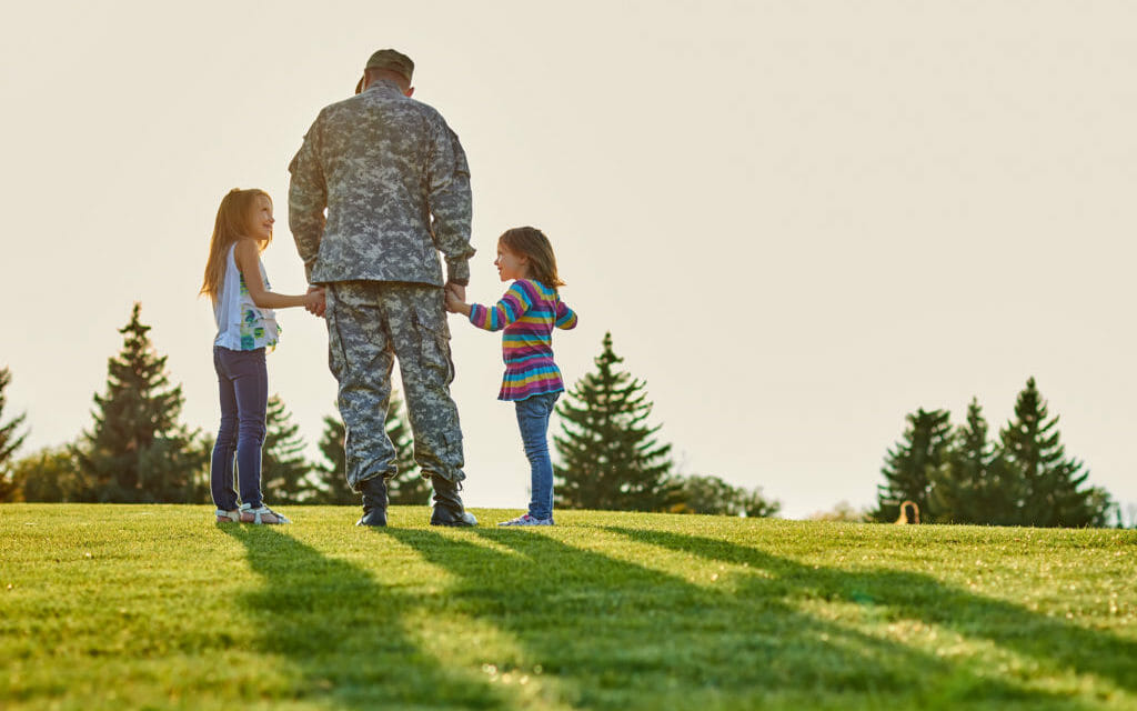 Dad Speaks: How Military Moves Have Affected My Kids