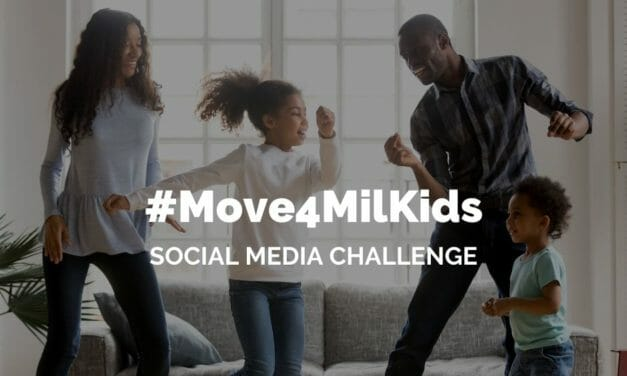 PCSgrades Launches #Move4MilKids Freestyle Dance Challenge