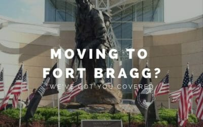 Moving to Fort Bragg, NC?