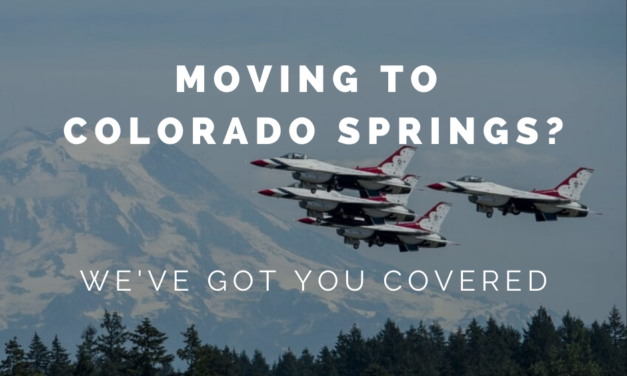 Moving to Colorado Springs?