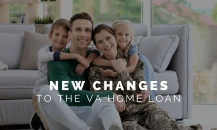 VA Loan Changes in 2020
