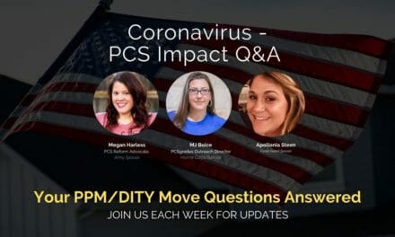 PCS Q&A: Your PPM/DitY Move Questions Answered