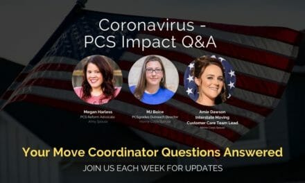PCS Q&A with a Move Coordinator