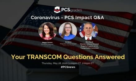 PCS Q&A with TRANSCOM