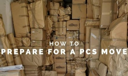 How to Prepare for a PCS Move