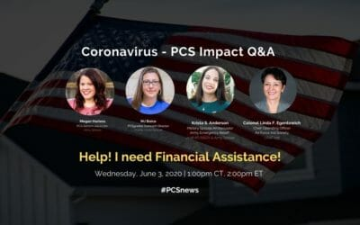 PCS Q&A: Help! I Need Financial Assistance