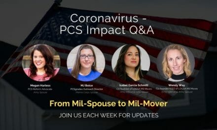 PCS Q&A: From Mil-Spouse to Mil-Mover