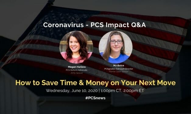PCS Q&A: How to Save Time & Money on Your Next Move
