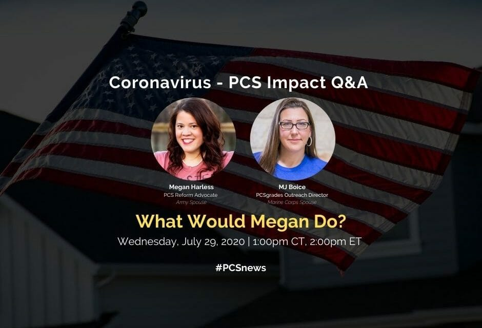 PCS Q&A: What Would Megan Do