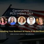 PCS Q&A: Handling Your Business at Home & on the Road
