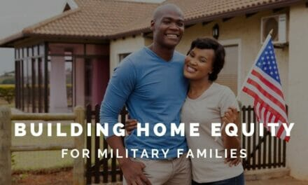 Building Home Equity for Military Families