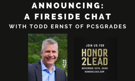 PCSgrades founder will speak at Honor2Lead