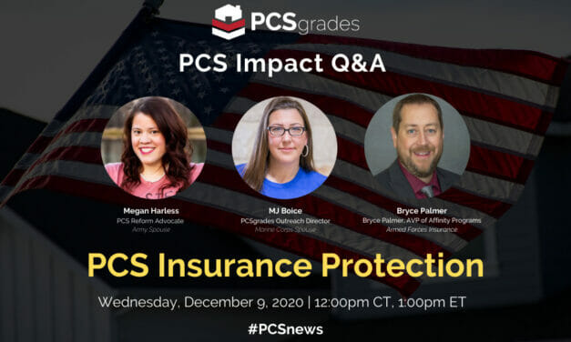 PCS Impact Q&A : PCS Insurance Protection