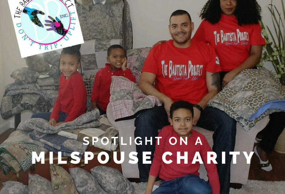 Meet the milspouse charity seeking to solve homelessness