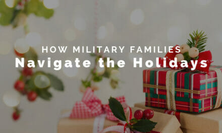 How Military Families Navigate the Holidays