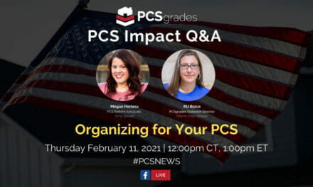 PCS Q&A: How to Organize Your Next PCS