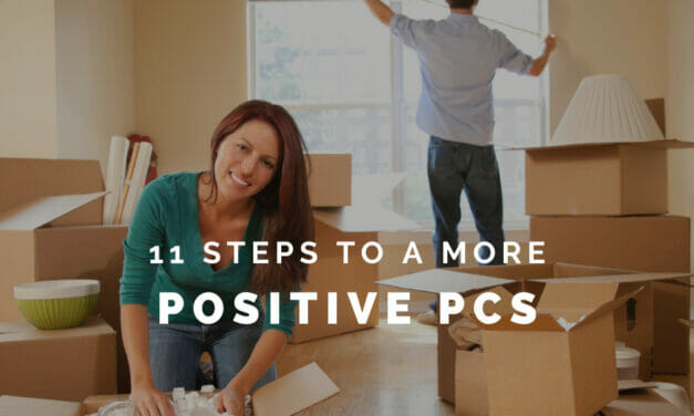 11 Steps to a More Positive PCS