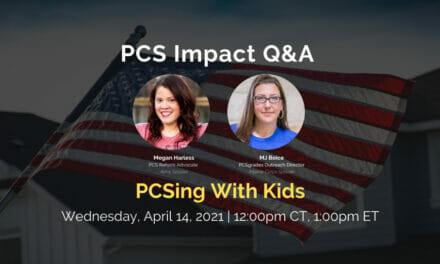 PCS Q&A: Moving With Kids