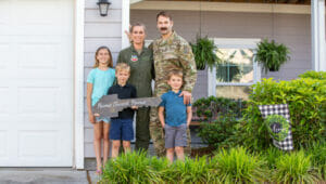 Military Families Increasingly Buy Homes Sight Unseen