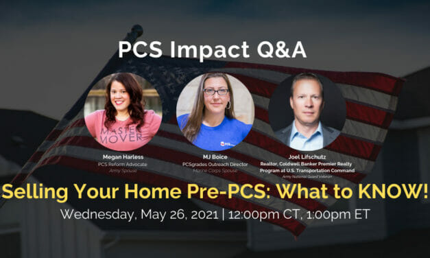 PCS Q & A: Selling Your Home in a Seller's Market