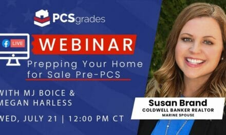 Prepping and Staging Your Home Before PCS