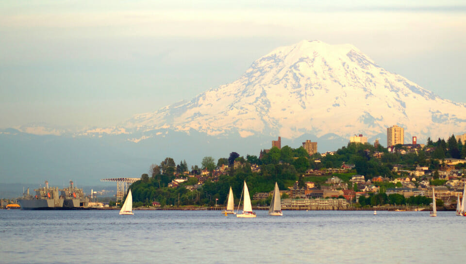 How to See 15 Puget Sound Destinations in One Day!