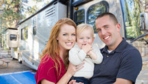Are RV Campgrounds the new Military Housing?