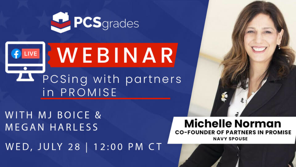 Webinar: PCSing with Partners in PROMISE